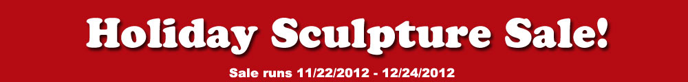Holiday Sale - 11/22/2012 through 12/24/2012